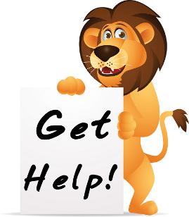 Get help from Simba's support centre
