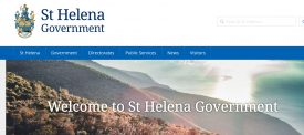 Saint Helena Government website
